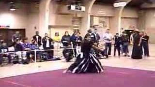 Extreme Katana form at competition 2003 (John)