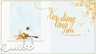 Xin Đừng Lặng Im - Thế Phương VBK ( Acoustic Cover ) - Soobin Hoàng Sơn 「Lyric Video」