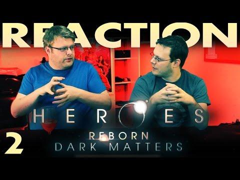 Heroes Reborn: Dark Matters Episode 2 Pheobe REACTIONS!!