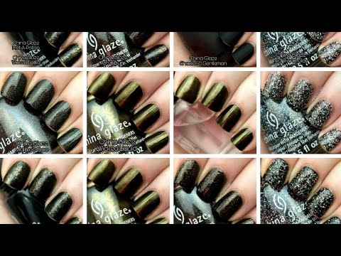 China Glaze Paint It Black Halloween 2020 Collection China Glaze Paint It Black (Halloween 2018)   YouTube