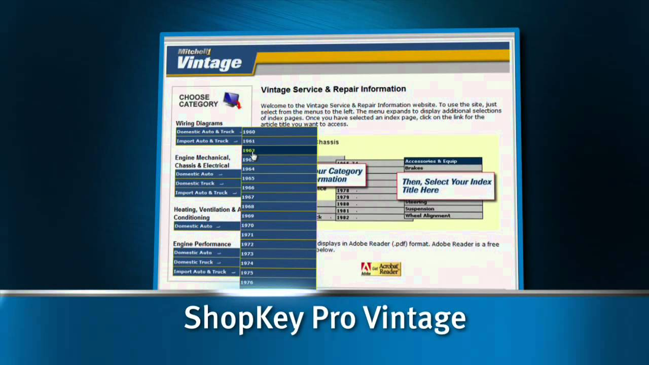 ShopKey® Pro Repair Information System | Snap-on Tools - YouTube