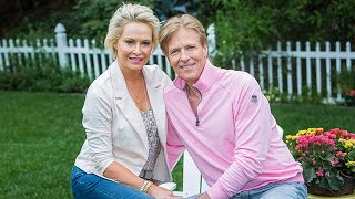 Josie Bissett and Jack Wagner - Home & Family