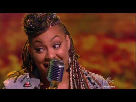 "Raven-Symoné - ""Girl Put Your Records On"" Live on The View! #ViewKaraoke"