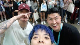 Choice Vlog #20 - KCON 2018 Pt.1