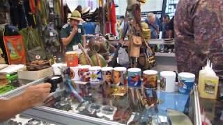 Выставка рыбалка и охота