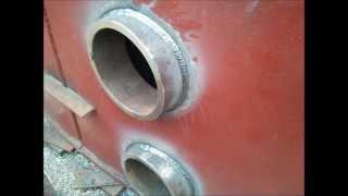 видео Сварка в среде защитных газов.