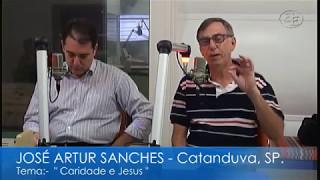 Programa Momento Espírita: Caridade e Jesus - com José Artur Sanches