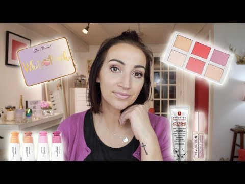 TRYING OUT NEW PRODUCTS | NATURAL EVERYDAY MAKEUP