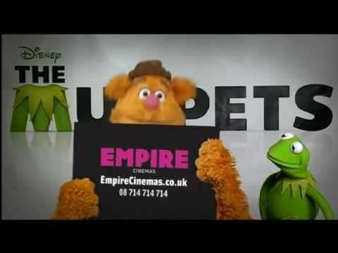 The Muppets visit Empire Cinemas