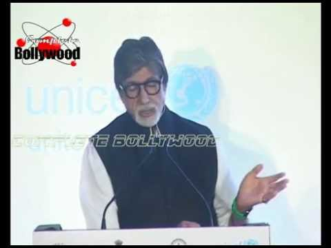 Amitabh Bachchan at Launch the Media campaign of 'Hepatitis B'