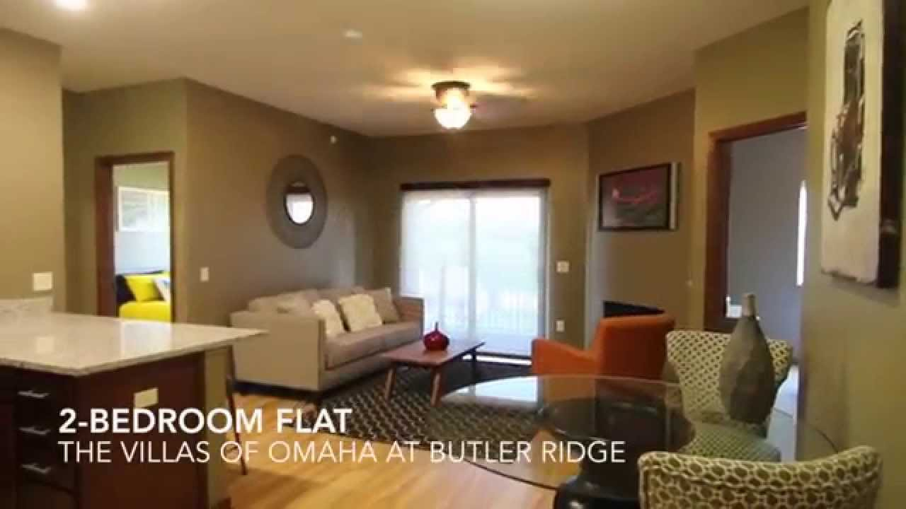 Brand New 2 Bedroom Apartment For Rent Villas Of Omaha At Butler Ridge Omaha Ne Youtube