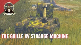 The Grille XV Reporting In World of Tanks Blitz