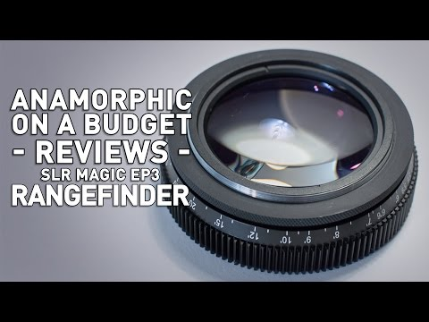 SLR Magic Rangefinder - Single Focus for Anamorphic Adapters - YouTube
