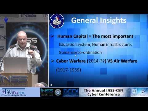 The Cyber Domain's Defense