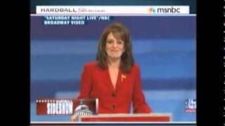 Chris Matthews: Tina Fey's Sarah Palin 'The Greatest Impression Ever'