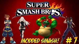 Super Smash Bros. for Wii U! Modded Smash Returns! Part 7 - YoVideogames