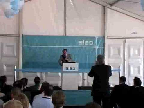 Aleo Solar opening day_Treviso (Italy)
