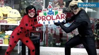 Ladybug e Catnoir Magia das Festas 21 991362476