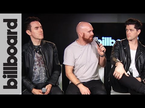 On The Record With The Script: How World Events Shaped Their New Album 'Freedom Child' | Billboard