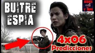 FEAR The Walking Dead 4x06 PREDICCIONES ¿Althea espía de los Buitres?