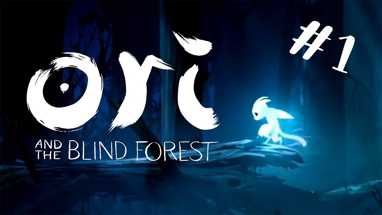 ORI AND THE BLIND FOREST - #1: O INÍCIO [PC]