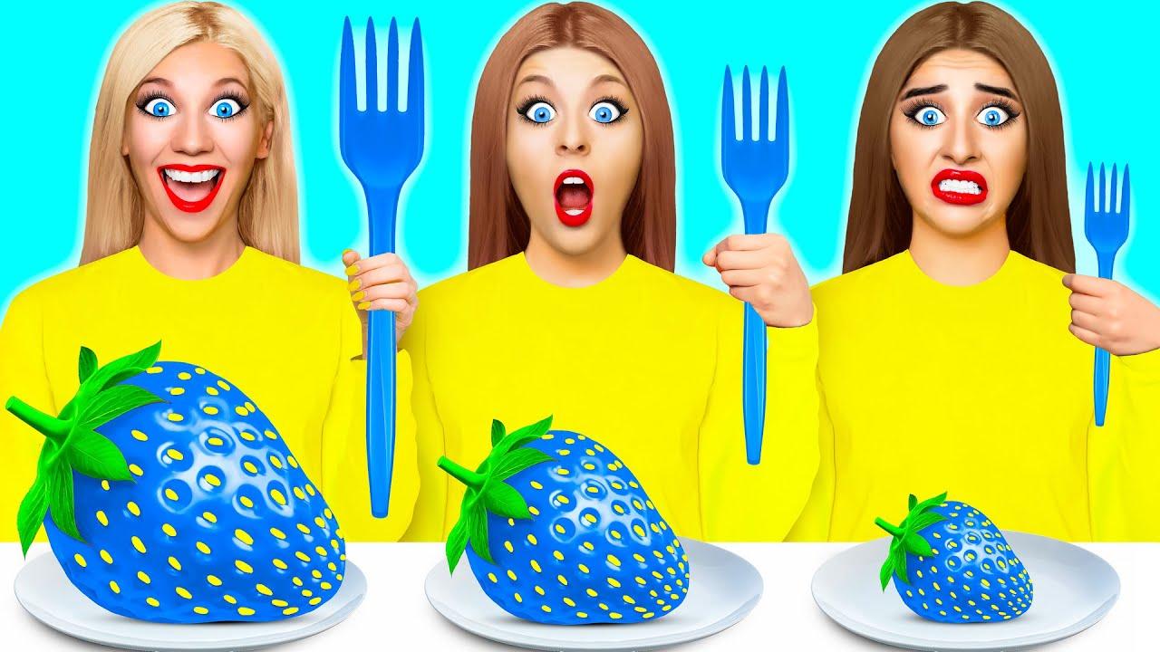 Download बिग, मध्यम और छोटी प्लेट चुनौती #2 Multi DO Food