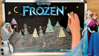 Do You Want to Build a Snowman? (Disney's Frozen) ♫ 8 HOURS of Lullaby for Babies