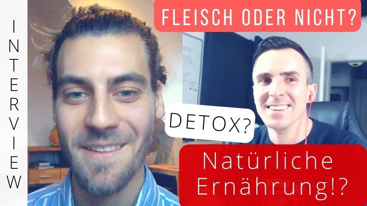 Daniel Pugge - Supplemente, Entgiftung, Natürliche Ernährung   IM GESPRÄCH