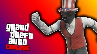 GTA 5 Online Funny Moments - Flying Car Fun, Creampie, and More!