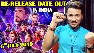 It's OFFICIAL! Avengers: Endgame (India) Re-Release Date Is OUT – Fans Assemble!
