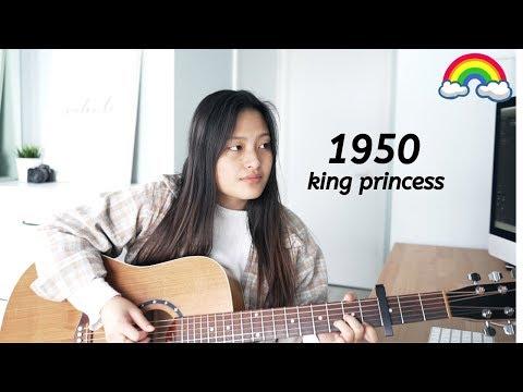 1950 - King Princess Cover + harmonies 🏳️🌈