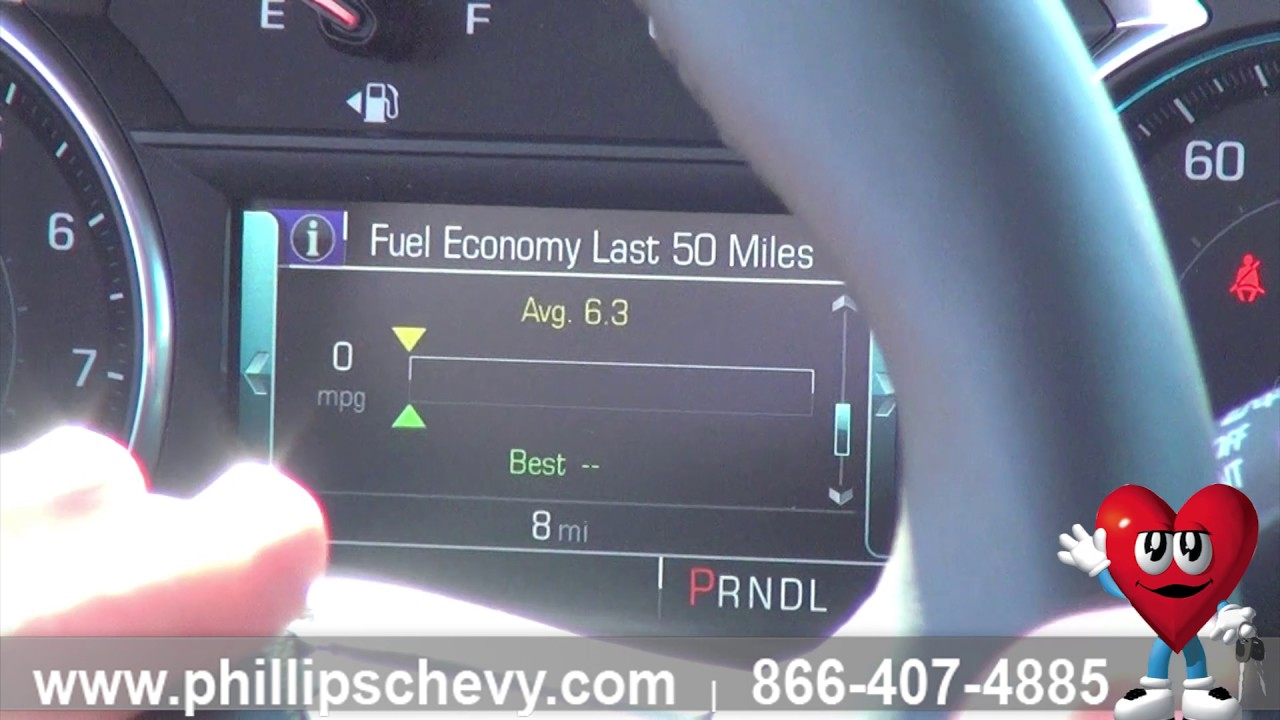 Phillips Chevrolet - 2018 Chevy Equinox –Driver Information Center -  Chicago New Car Dealership