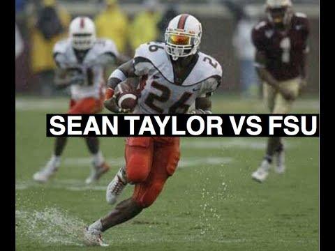 Sean Taylor Comebacks