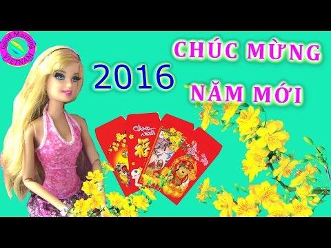 Cuộc Sống Barbie & Ken (Tập 27) LÌ XÌ ! Barbie Lì Xì Tết / Barbie's Lunar New Year