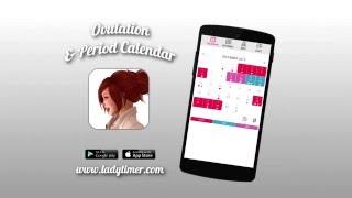 LADYTIMER Period Tracker