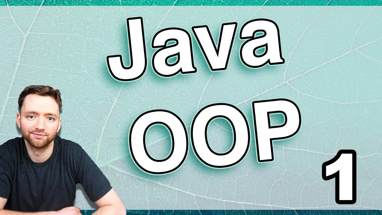 Java Object Oriented Programming Introduction (12 Minutes)