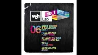 "GREG DELON & KOLOMBO "" NIMEA"" WOH Lab"