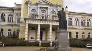 Чехия Франтишковы Лазне