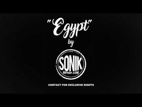 """Egypt"" 2017 Hip Hop Rap Beat Instrumental [SonikHipHop.com]"