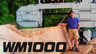 Wood-Mizer Industrial - WM1000 Massive Headrig