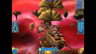 Hunter Does Stupid [Treasure Planet Battle At Procyon] [Red Rover Overkill]