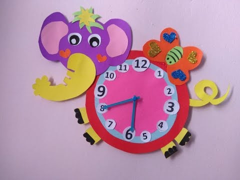 How to make an Amazing Dummy Clock