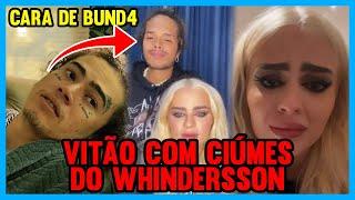 VITÃO PROÍBE SONZA DE FALAR NOME DO WHINDERSSON
