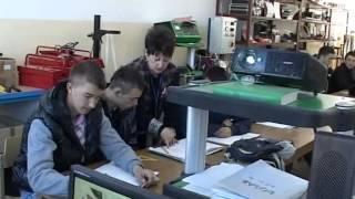 Liceul Tehnologic Sava Brancovici  Ineu- Prezentare