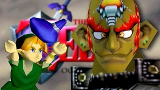 GANONDORF CAN'T READ | The Legend Of Zelda: Ocarina Of Time #9