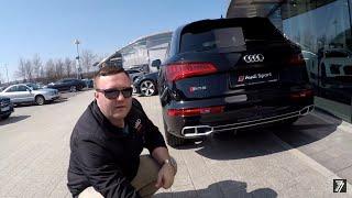 Новая Audi SQ5, разочарование