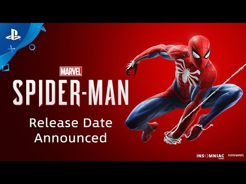 Marvel's Spider-Man - First Reveal Pre-Order Video | PS4