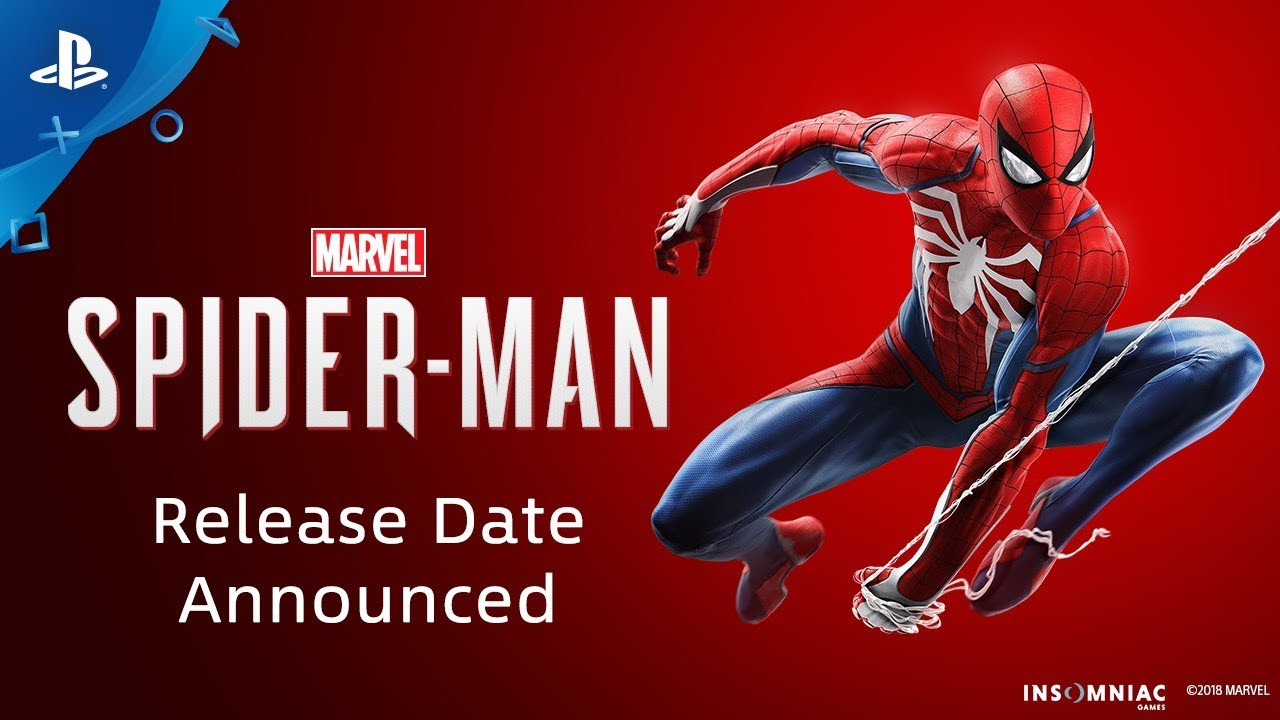 Marvel S Spider Man First Reveal Pre Order Video Ps4 Youtube
