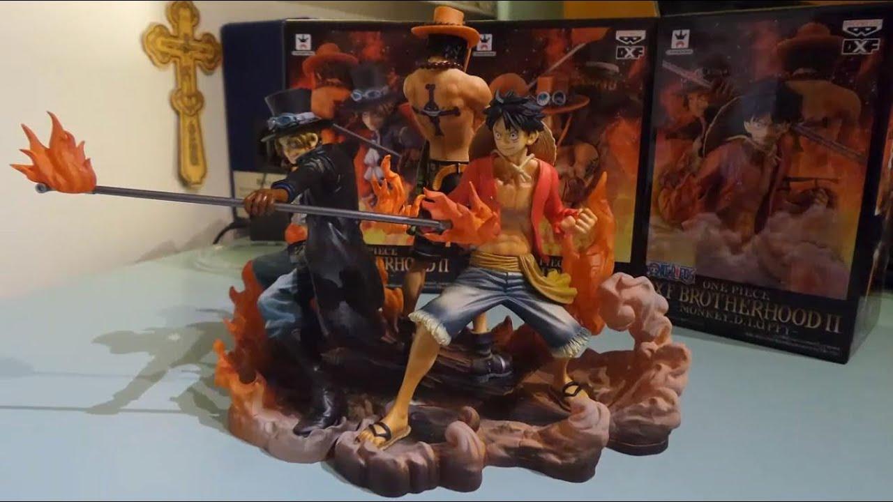 D Monkey Luffy One Piece Figures - Lu...
