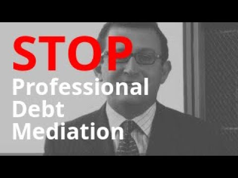 Professional Debt Mediation Calling? | Debt Abuse + Harassment Lawyer